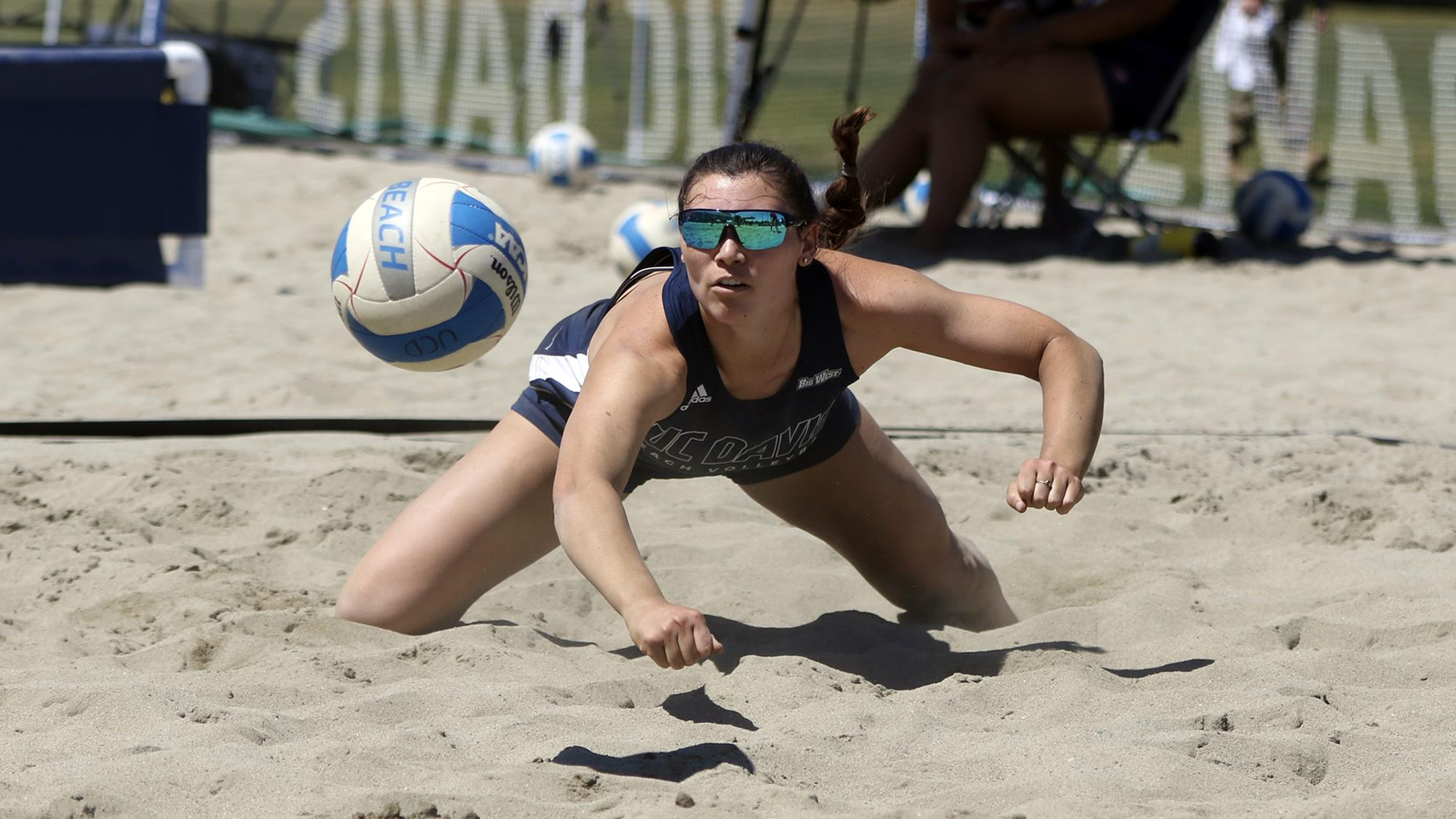 Heather Reed Women S Beach Volleyball Uc Davis Athletics
