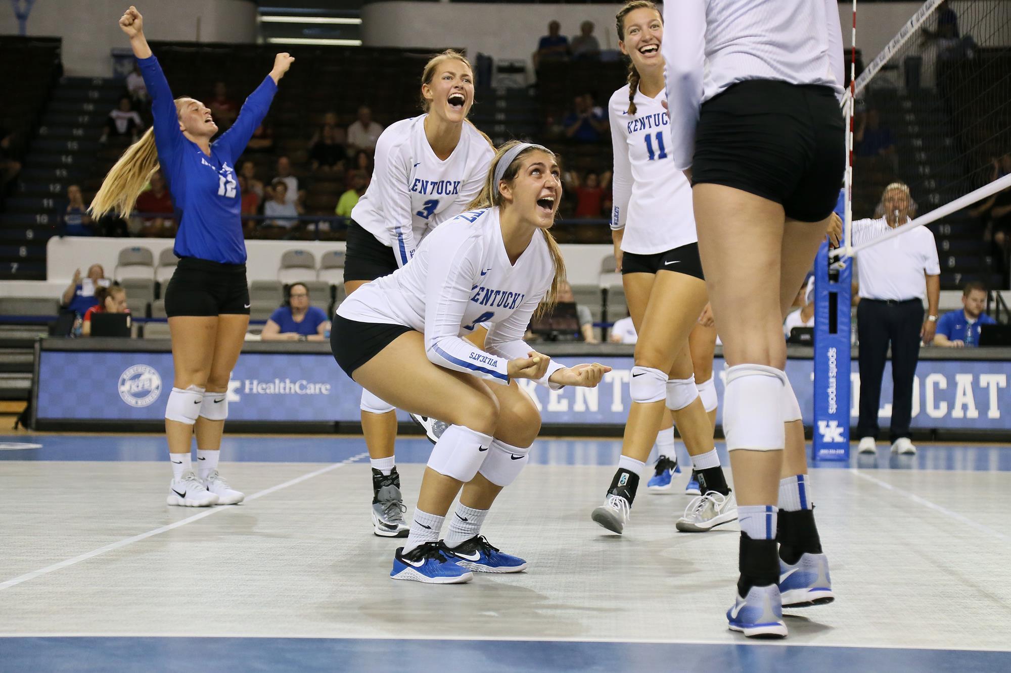 Kylie Schmaltz Volleyball University Of Kentucky Athletics