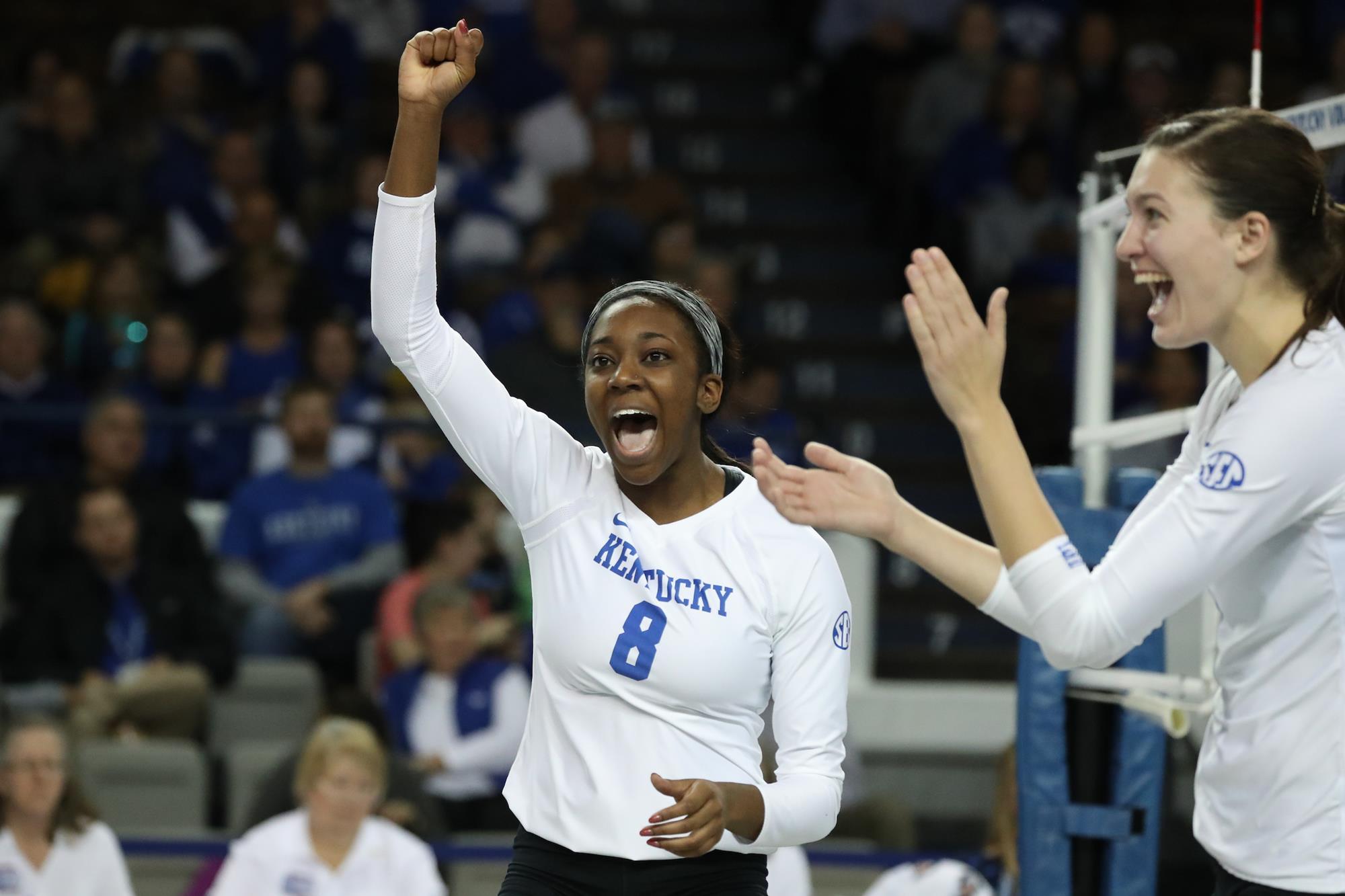 Darian Mack Volleyball University Of Kentucky Athletics