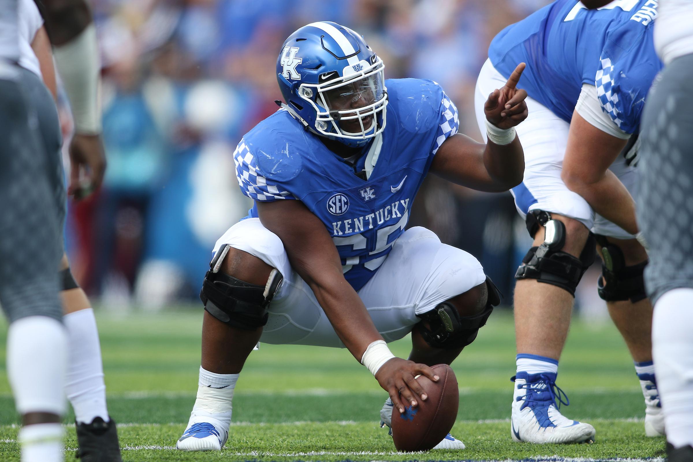 Bunchy Stallings - Football - University of Kentucky Athletics