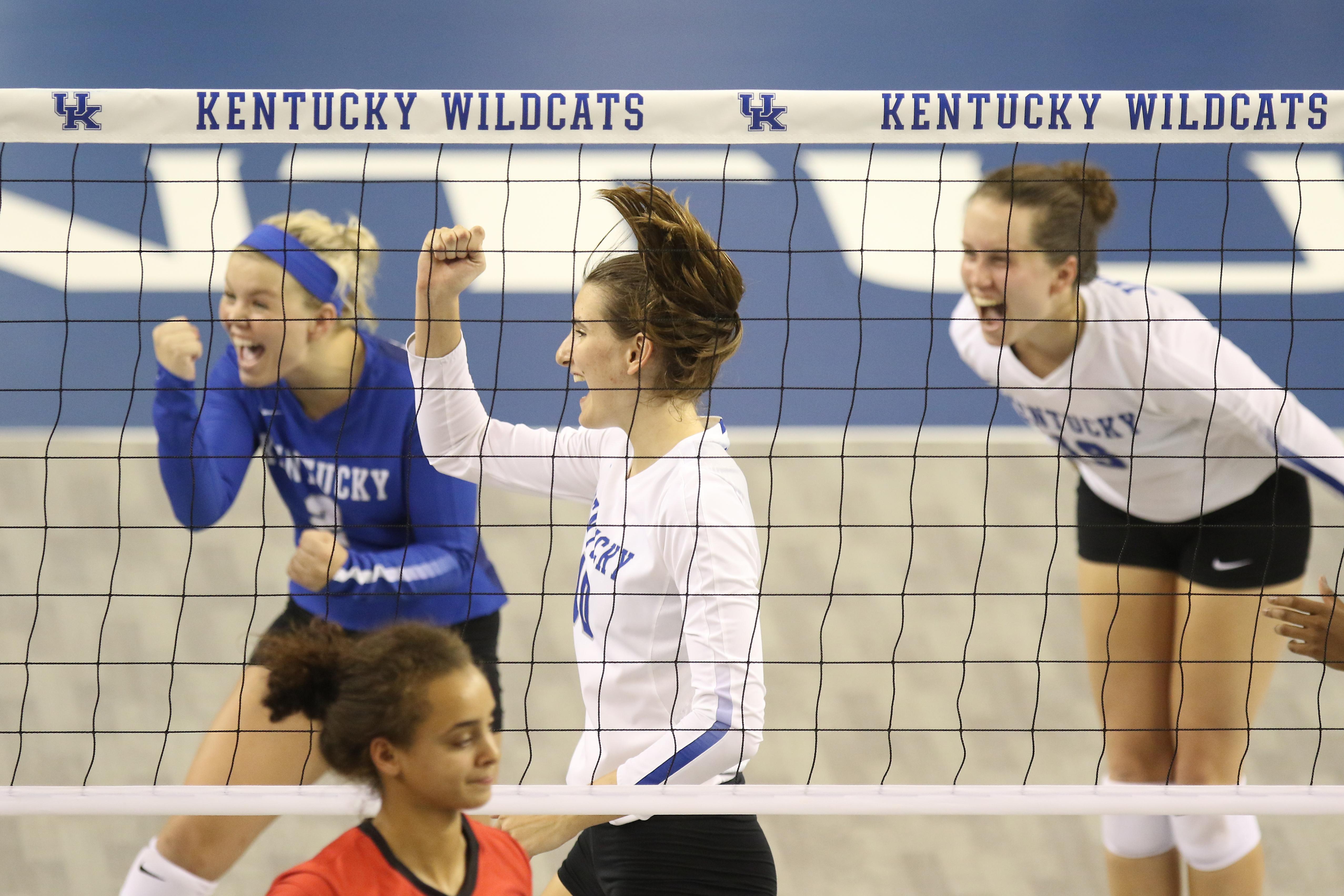 Jordan Fry Volleyball University Of Kentucky Athletics