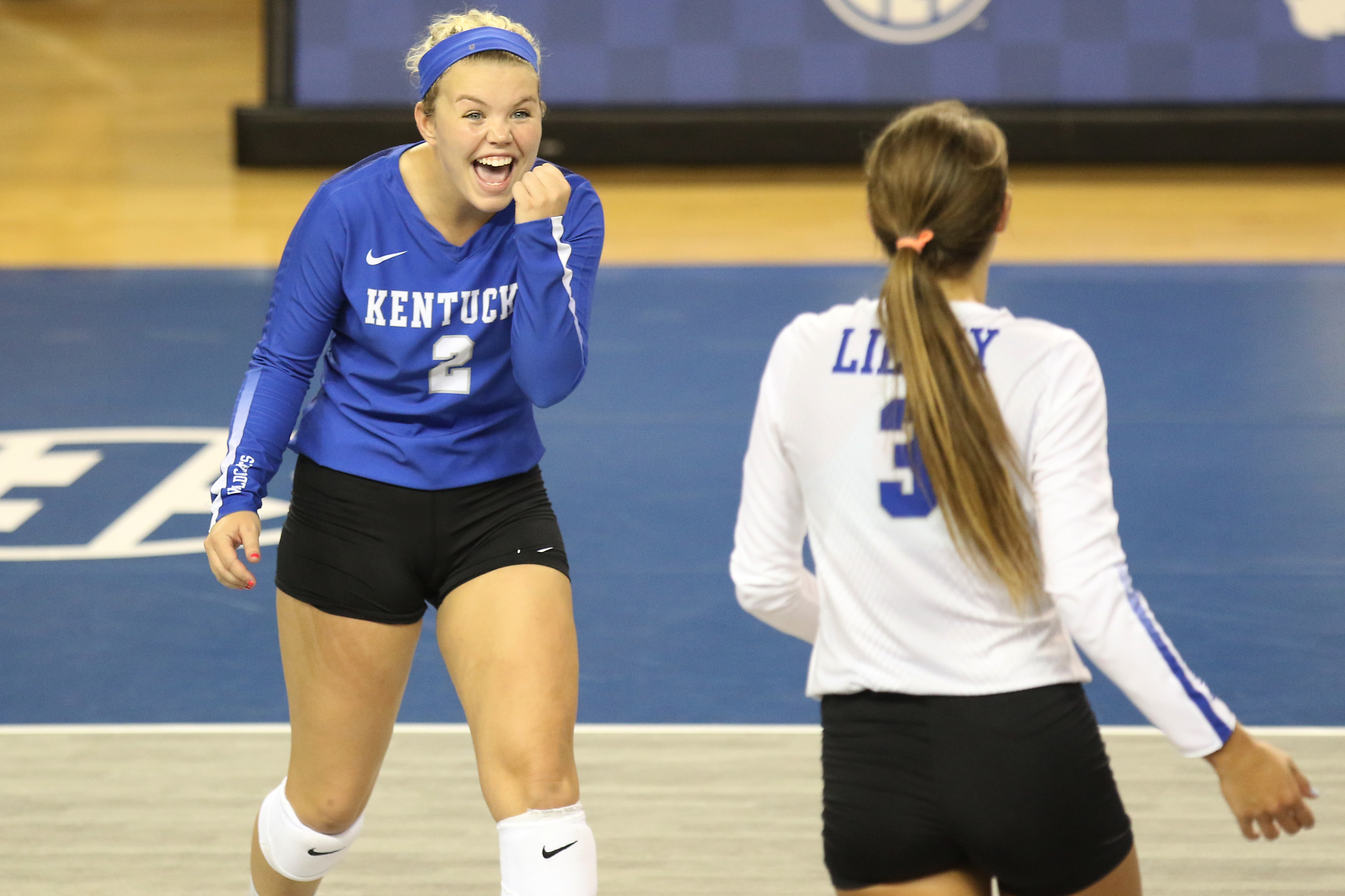 Mckenzie Watson Volleyball University Of Kentucky Athletics
