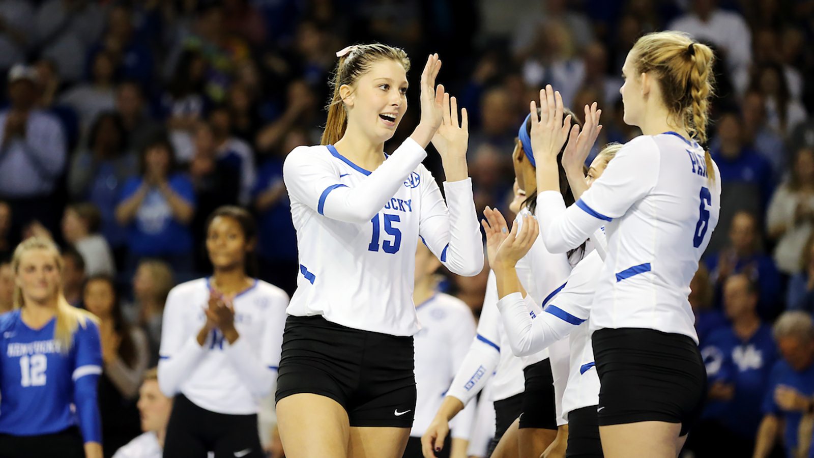 Brooke Morgan Volleyball University Of Kentucky Athletics