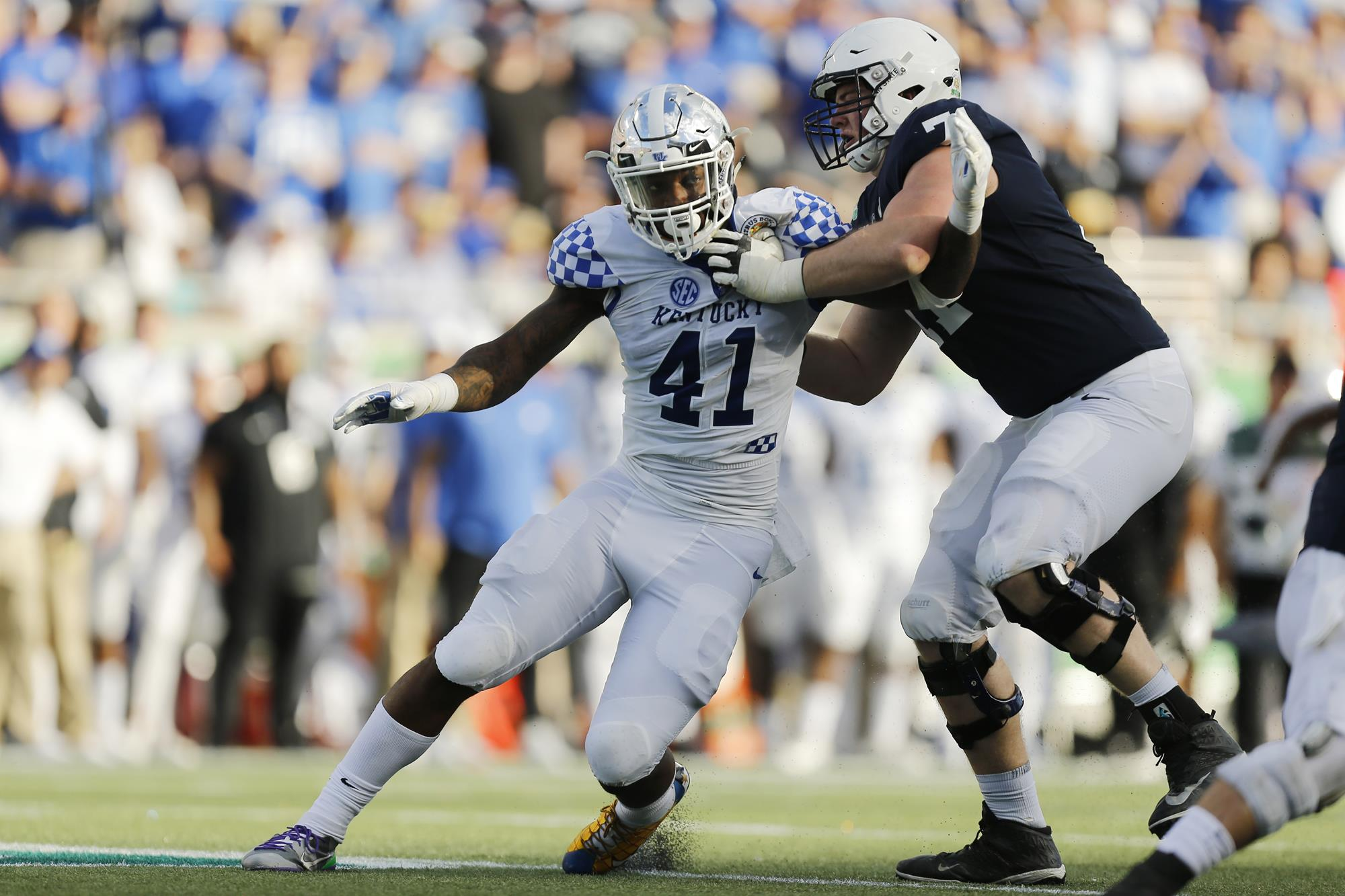 Josh Allen - Football - University of Kentucky Athletics