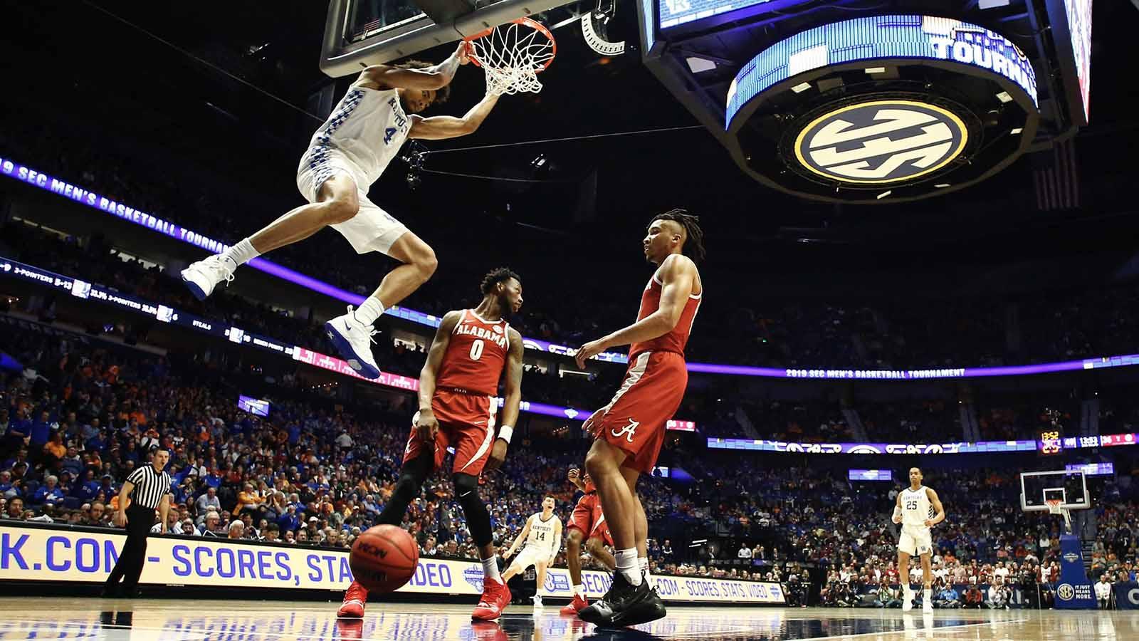 Nick Richards - Men's Basketball - University of Kentucky