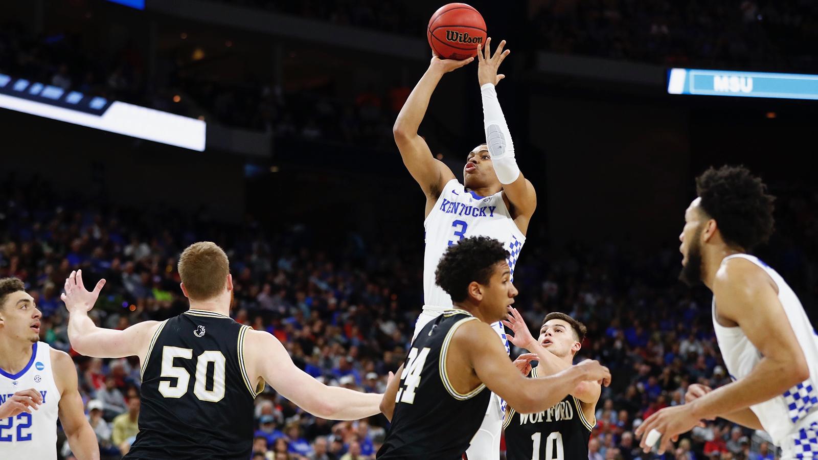 Keldon Johnson - Men's Basketball - University of Kentucky Athletics