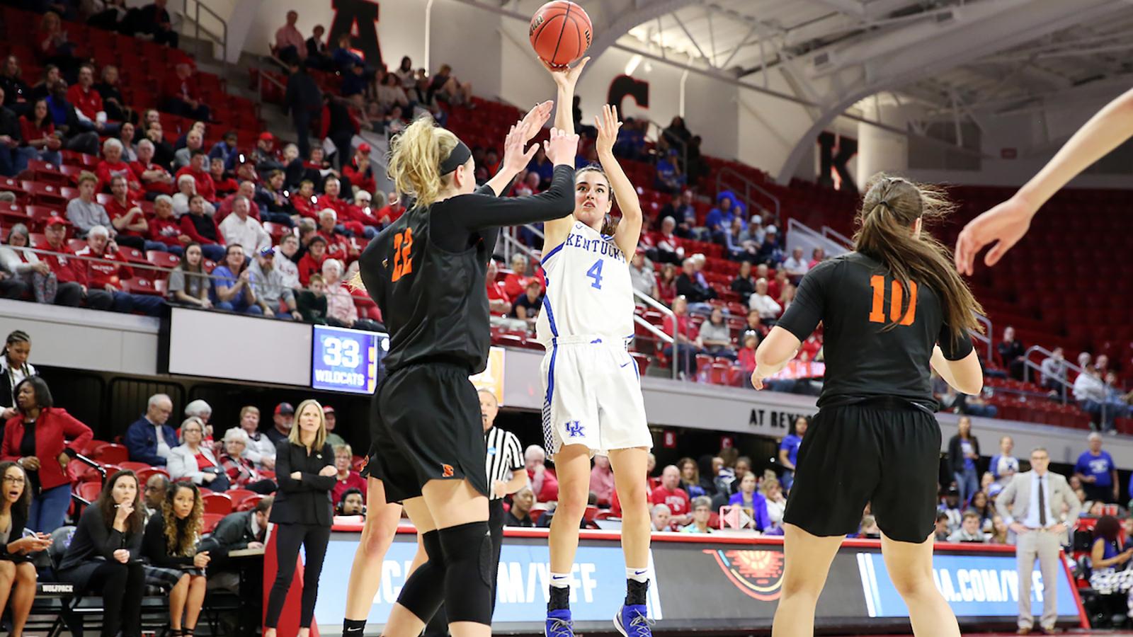 Maci Morris - Women's Basketball - University of Kentucky Athletics
