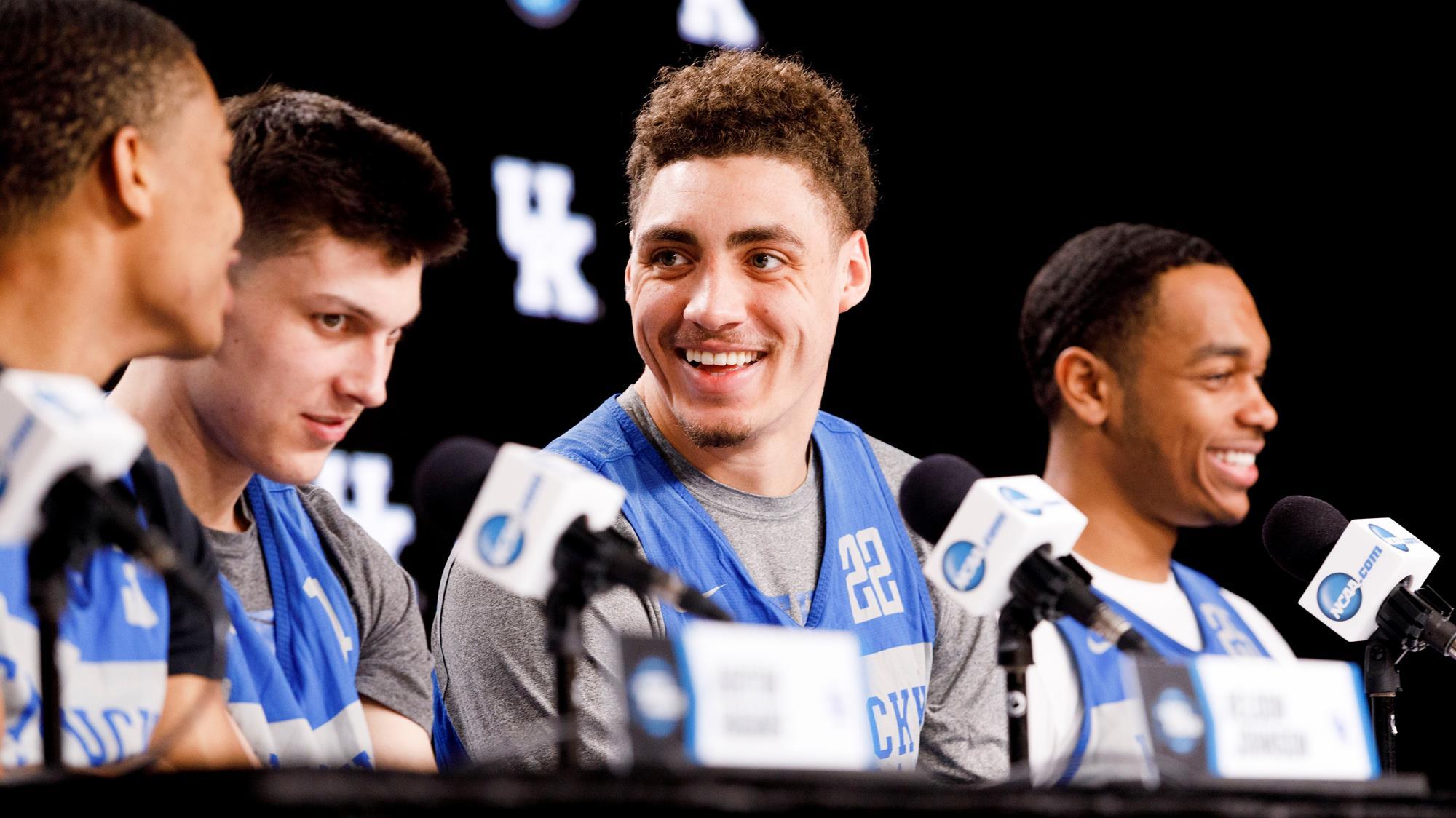 Reid Travis - Men's Basketball - University of Kentucky Athletics