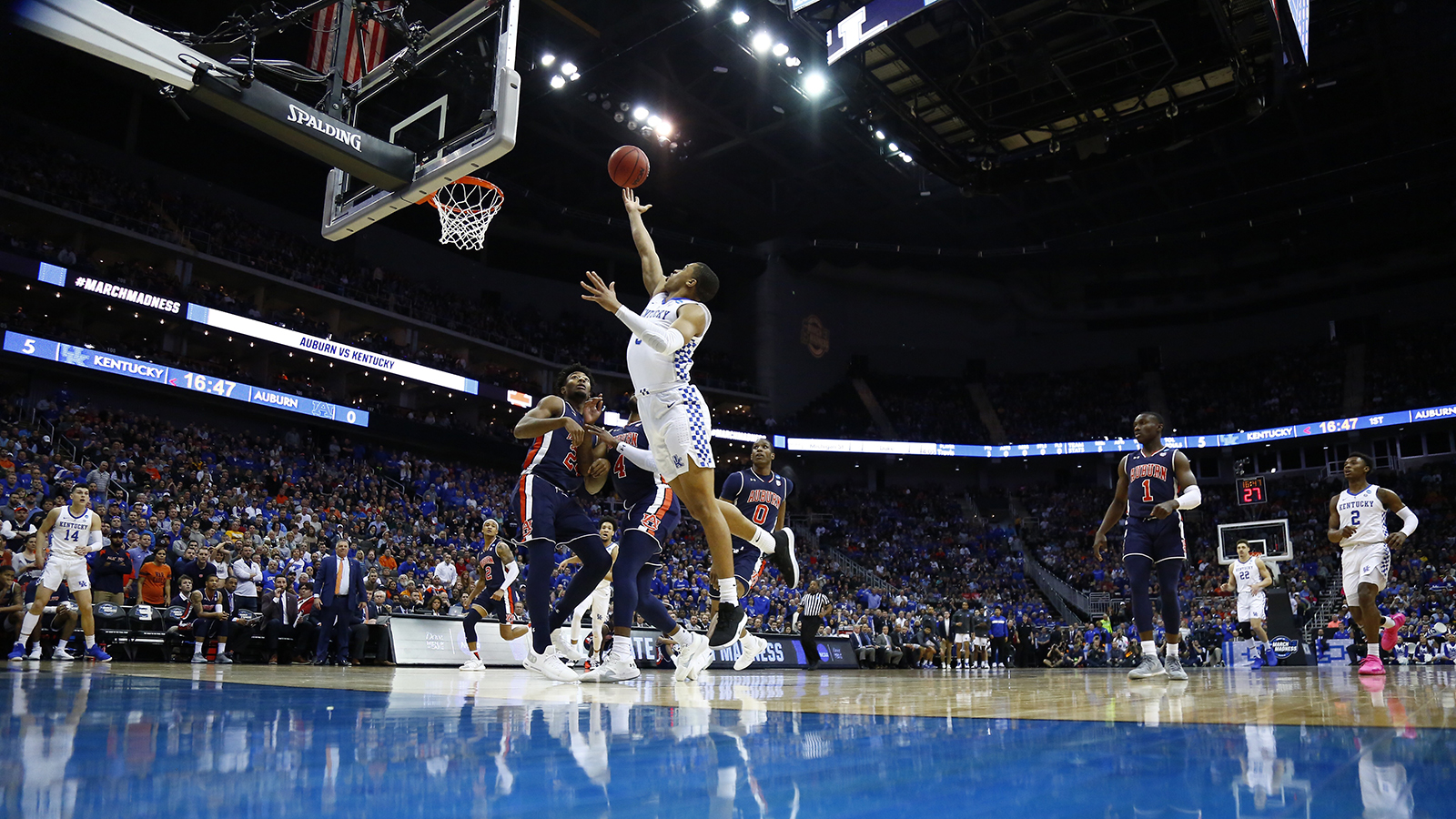 Keldon Johnson - Men's Basketball - University of Kentucky