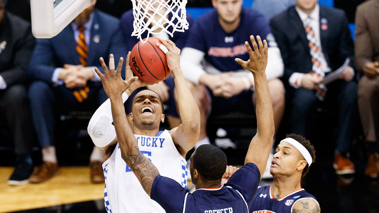 Pj Washington Men S Basketball University Of Kentucky