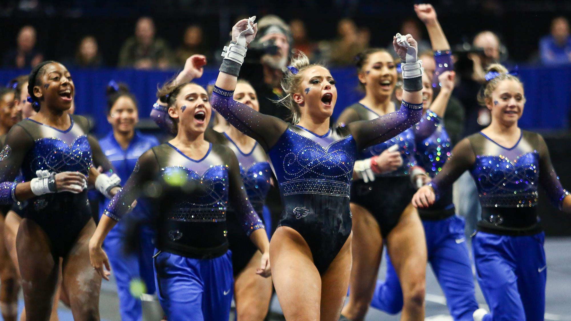 Josie Angeny - Women's Gymnastics - University of Kentucky Athletics