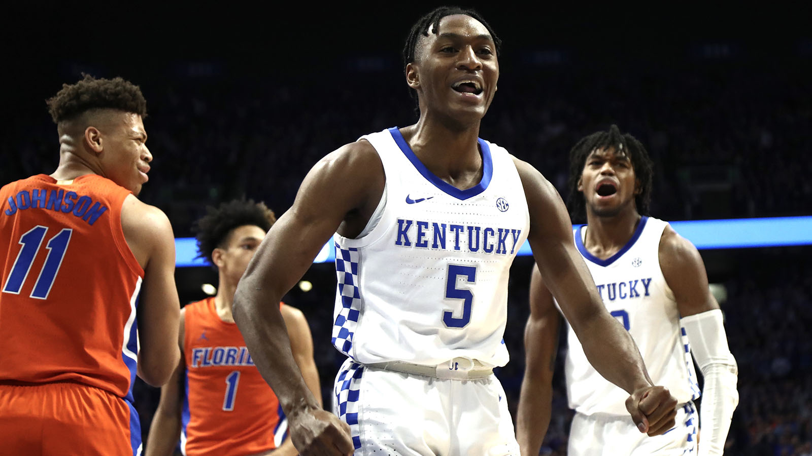 Immanuel Quickley - Men's Basketball - University of Kentucky ...