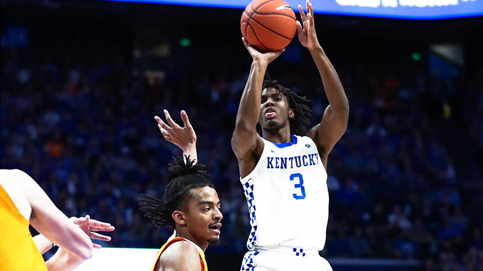 Tyrese Maxey - Men's Basketball - University of Kentucky Athletics