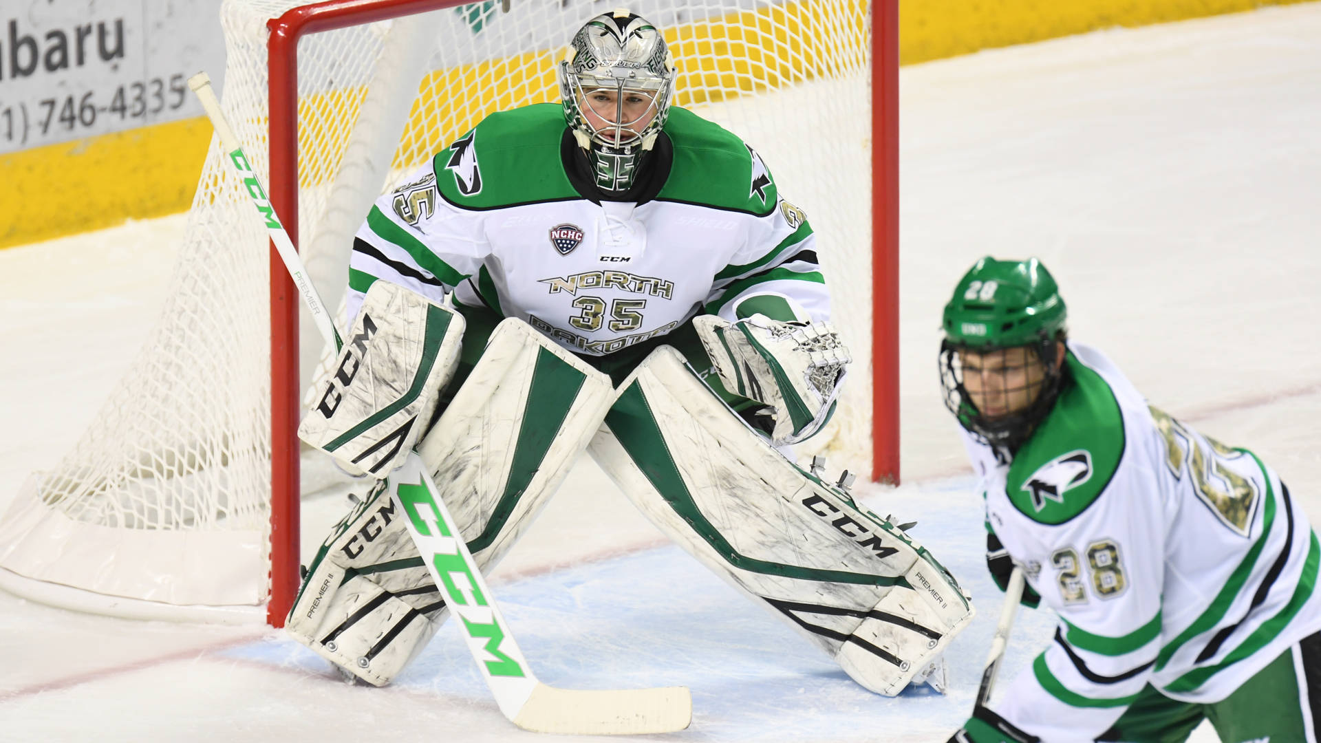 Ryan Anderson Men S Hockey University Of North Dakota Athletics