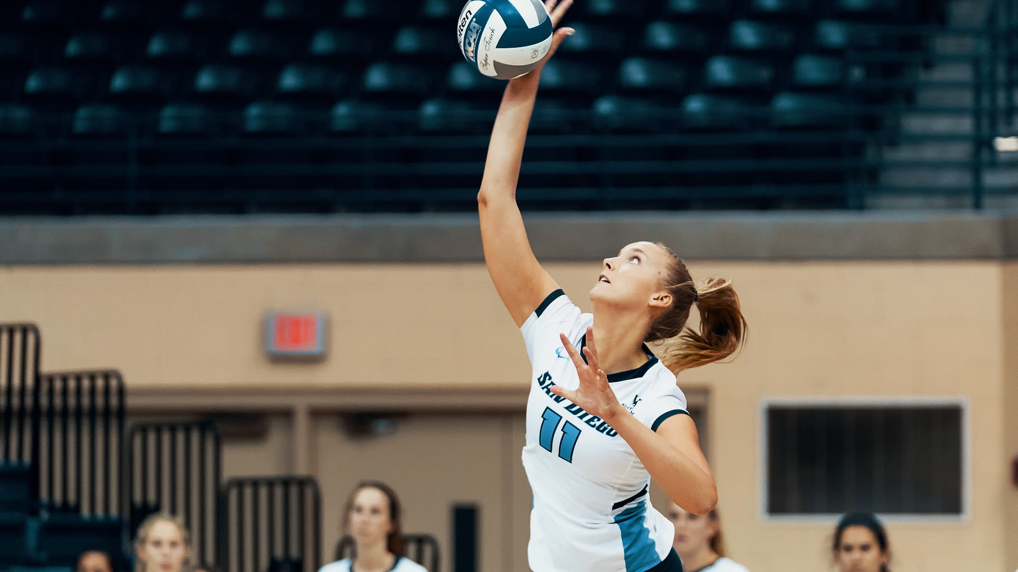 Grace Frohling Women S Volleyball University Of San Diego Athletics