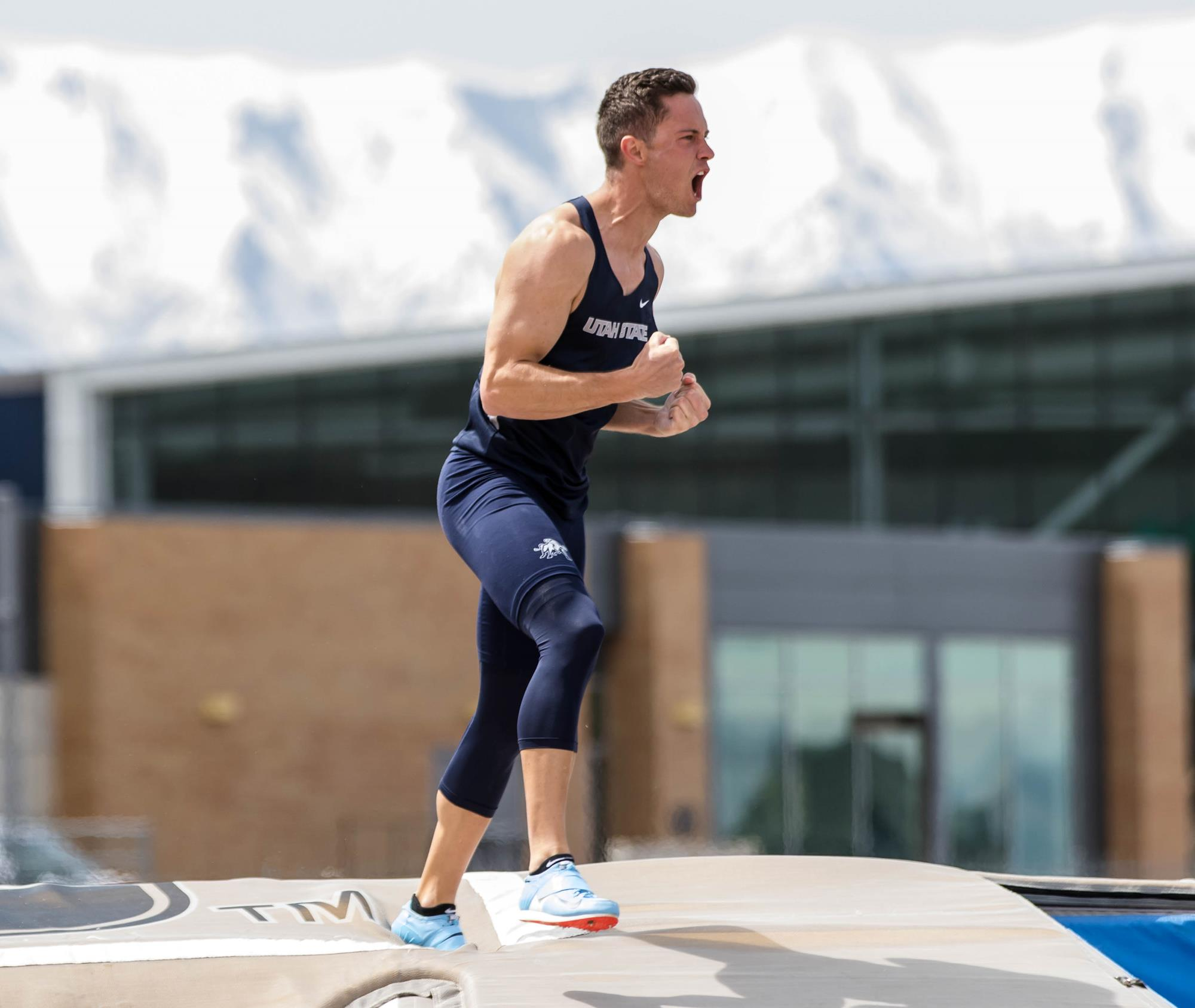 Sam Nelson - Track and Field - Utah State University Athletics