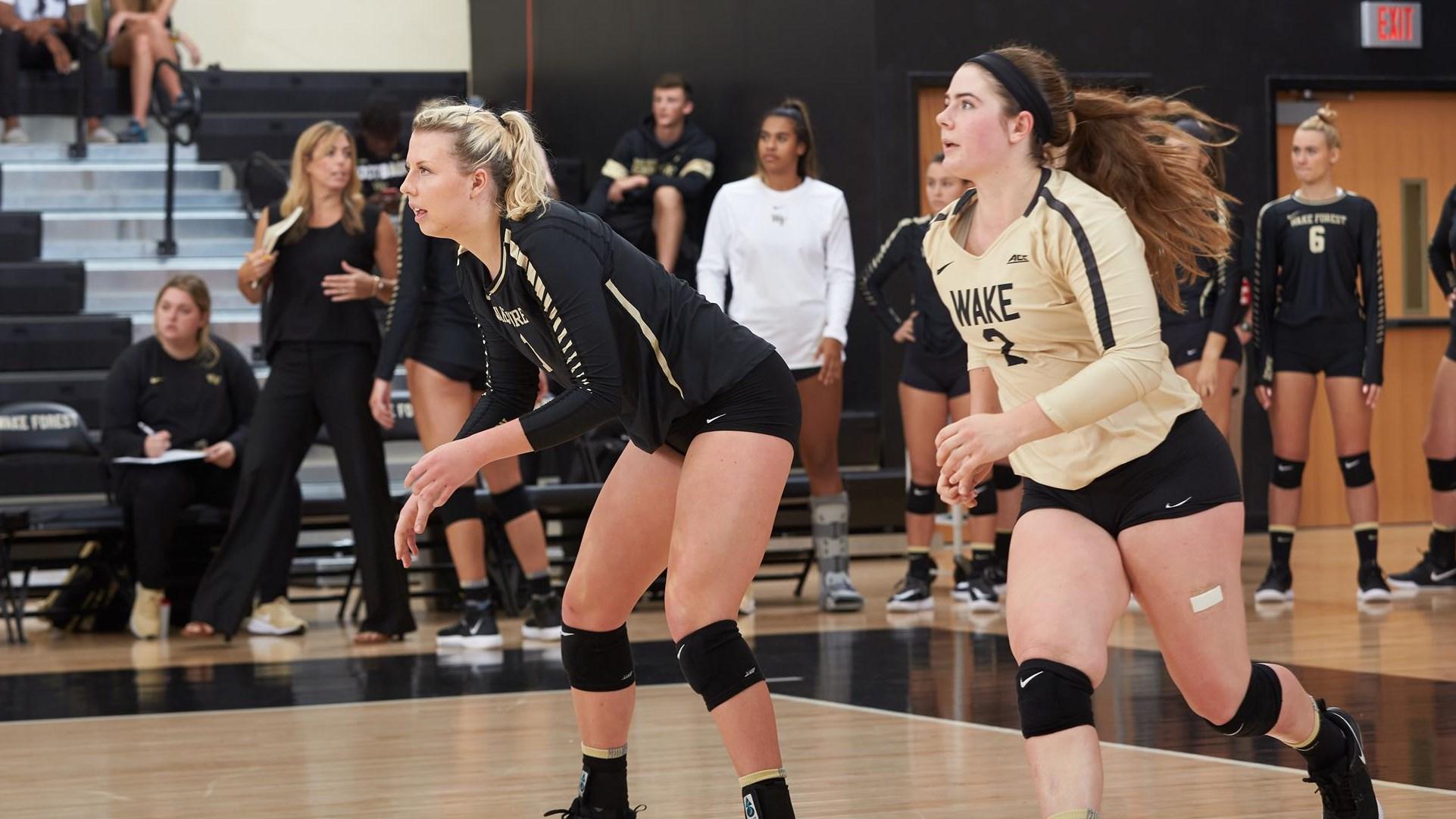 Peyton Suess Women S Volleyball Wake Forest University Athletics
