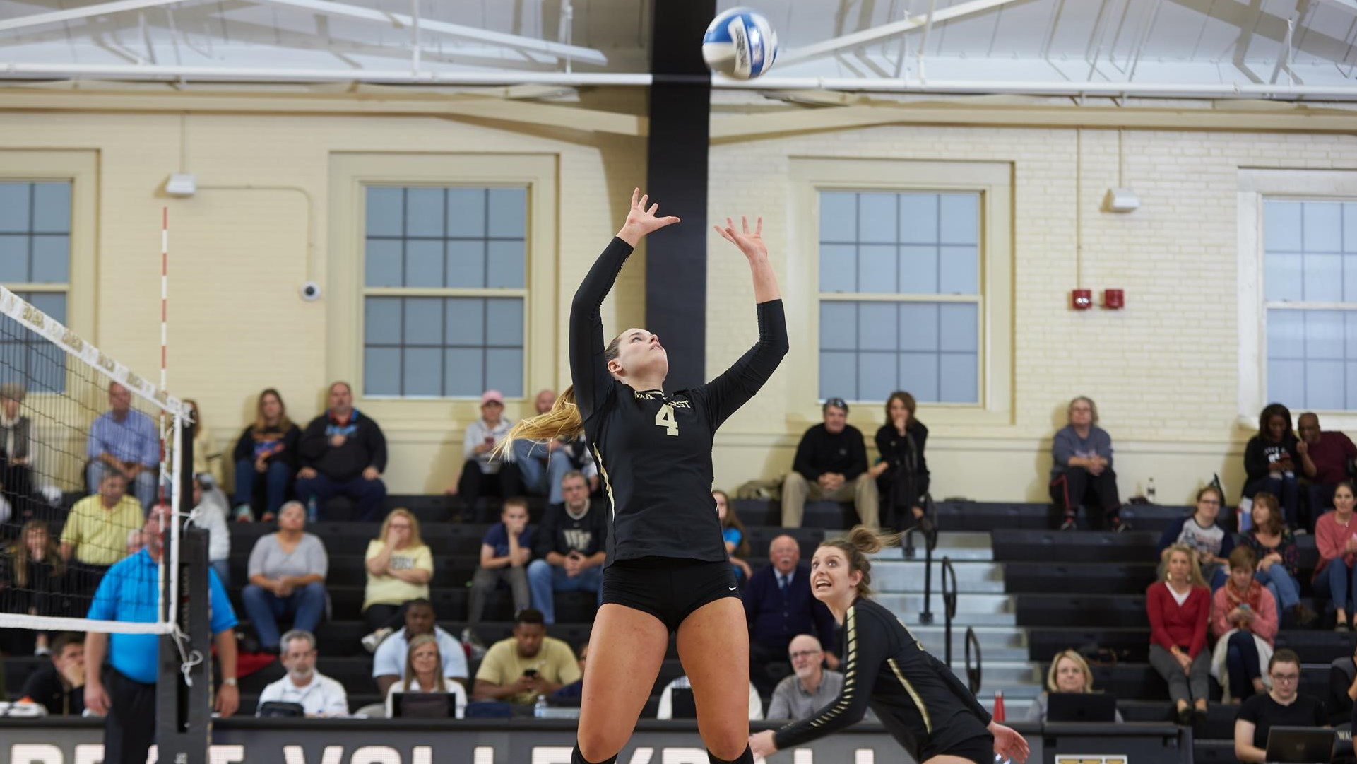 Maddie Holt Women S Volleyball Wake Forest University Athletics