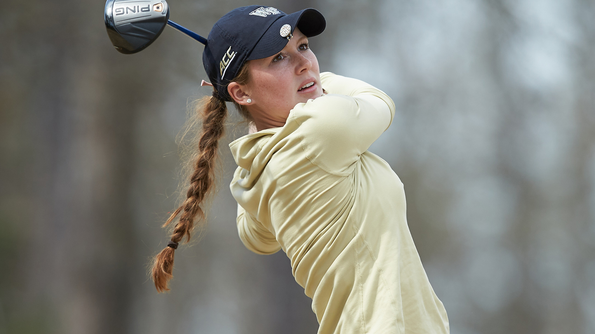 Emilia Migliaccio - Women's Golf - Wake Forest University Athletics