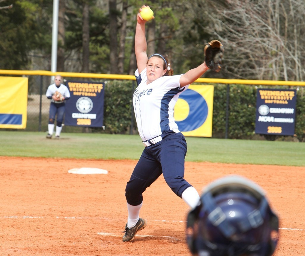 Stacey Houser - Softball - Wingate University Athletics