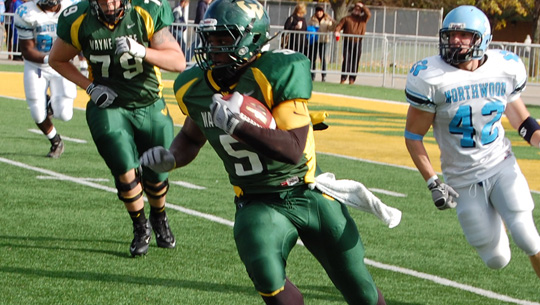 Joique Bell - Football - Wayne State University Athletics