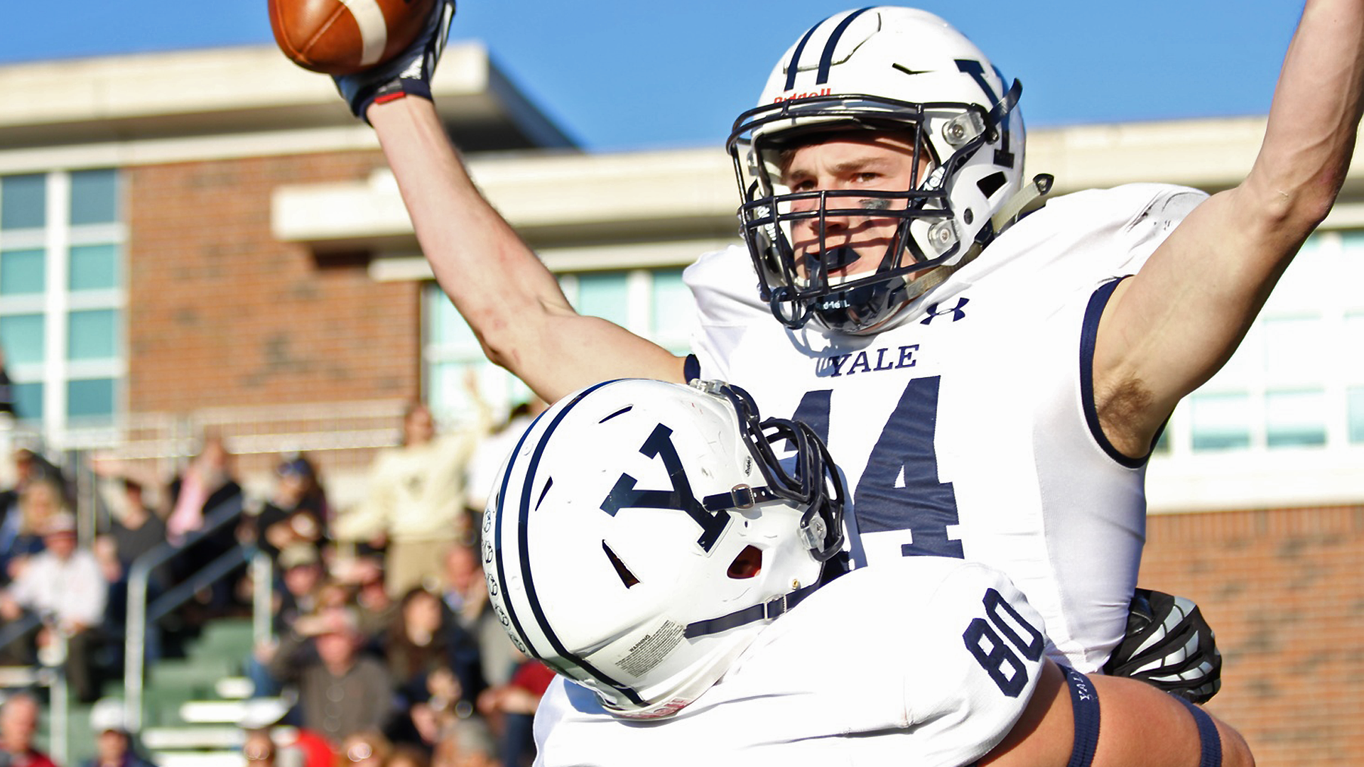 Reed Klubnik 2019 Football Yale University